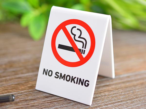 ④全席禁煙